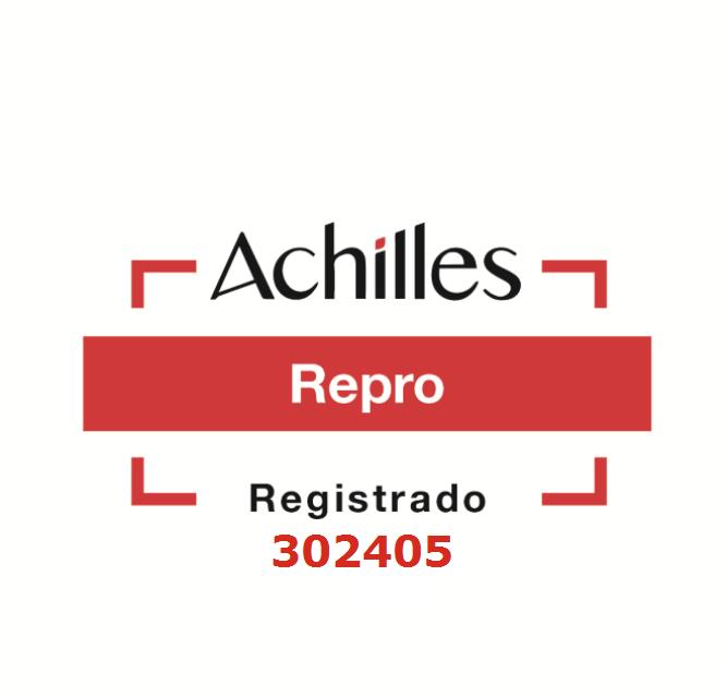 CERTIFICADO ACHILLES - REPRO